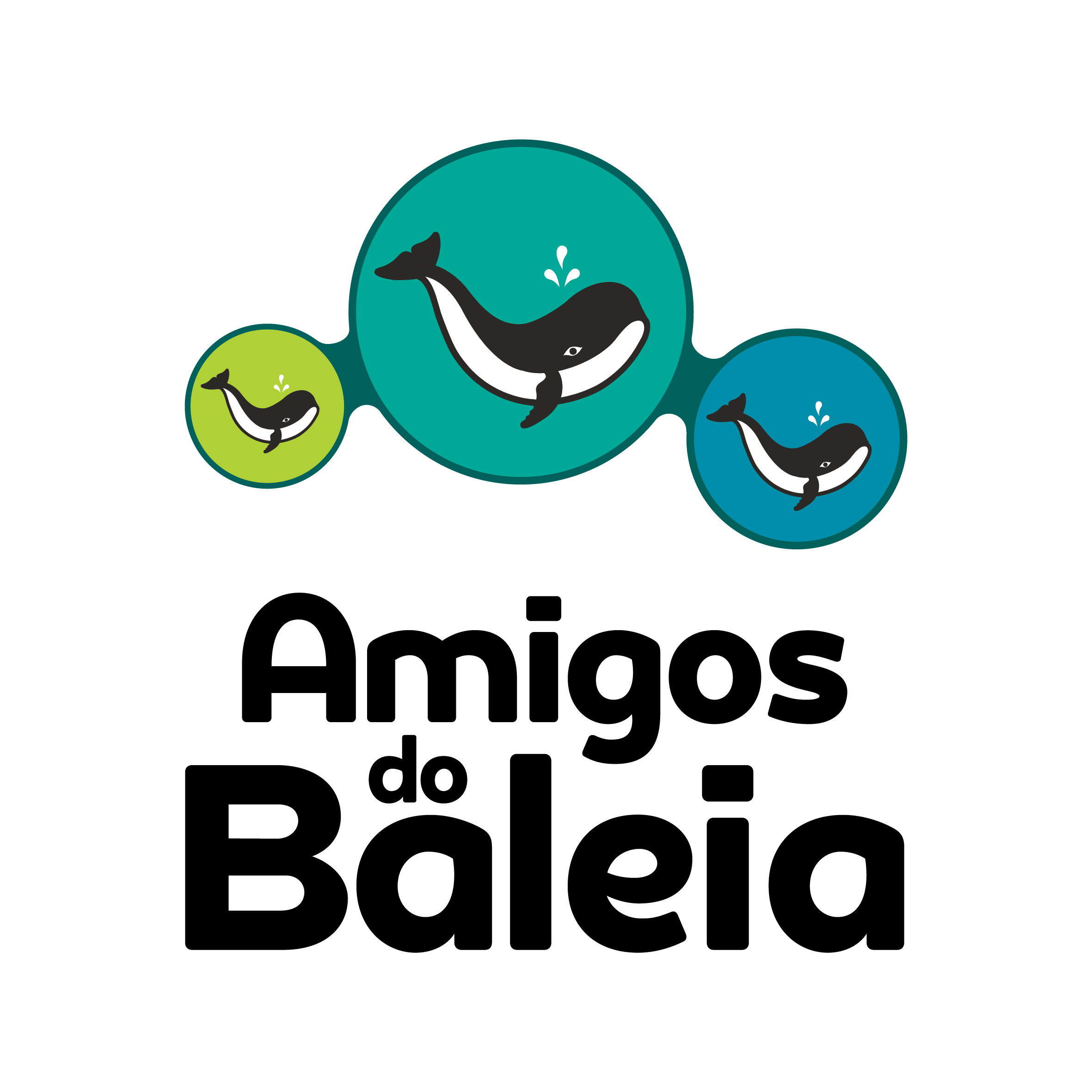 Logo Amigos do Baleia